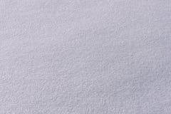 Inverno bianco del fondo di struttura della neve immagini stock