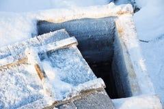 inverno bom Foto de Stock Royalty Free