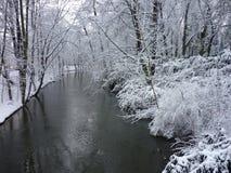 Inverno bonito Imagens de Stock Royalty Free