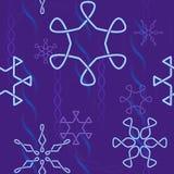 Inverno celta ilustração royalty free