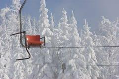Inverno-crise - a falta do ser humano Imagem de Stock