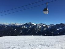 inverno de Italia Fotos de Stock Royalty Free