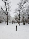inverno de Missouri fotos de stock