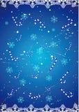 Inverno della caramella Immagine Stock Libera da Diritti