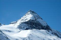 Inverno di Alpin immagine stock