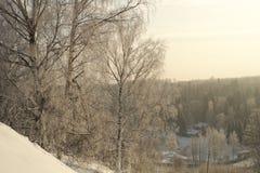 inverno do russo Imagem de Stock Royalty Free