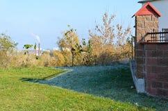 inverno do verão Fotografia de Stock