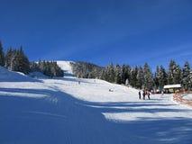 Inverno em Áustria Fotos de Stock Royalty Free