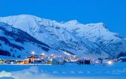Inverno em Apls Imagem de Stock Royalty Free