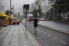 inverno em Rio de janeiro Brazil Imagens de Stock Royalty Free
