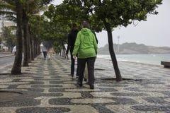 inverno em Rio de janeiro Brazil Fotos de Stock Royalty Free