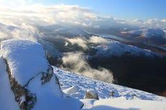 Inverno escocês Imagens de Stock Royalty Free