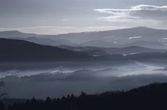 inverno eslovaco Imagem de Stock