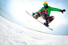 Inverno estremo Fotografie Stock