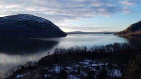 Inverno fora Fotos de Stock