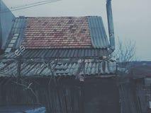 inverno in Georgia fotografia stock libera da diritti