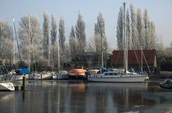 Inverno landscape5 Fotografie Stock