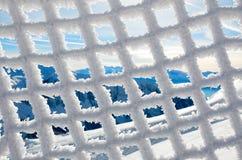 Inverno in montagne Immagine Stock Libera da Diritti