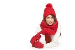 inverno, Natal, conceito dos feriados Imagem de Stock