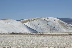 Inverno Olkhon. Fotografia Stock