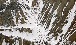 Inverno scenico fotografia stock