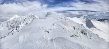 inverno Shoria Fotografia de Stock
