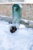 Inverno a Torino. Immagine Stock