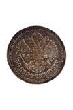 inverse de pièce de monnaie antique Photographie stock libre de droits