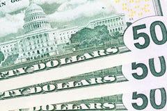 inverse des dollars photo libre de droits