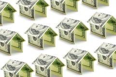 Inversión de propiedades inmobiliarias Fotos de archivo libres de regalías