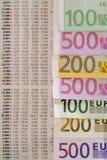 Inversión financiera Imagen de archivo libre de regalías