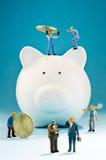 Inversión financiera Fotografía de archivo libre de regalías