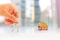 Inversión inmobiliaria Imagen de archivo