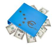 Inversión de los E.E.U.U. Fotografía de archivo