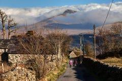 Snowdonia National Park Royalty Free Stock Photography