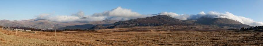 Snowdonia National Park Royalty Free Stock Photo