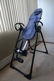 An Inversion Table Royalty Free Stock Image