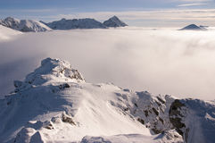 inversion Tatry Image libre de droits