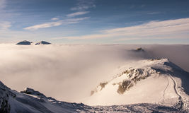 inversion Tatry Image stock