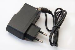 Inversor 220v del voltaje a 12v Foto de archivo