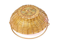 Inverted basket Royalty Free Stock Photography
