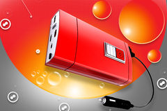 Inverter Royalty Free Stock Photo