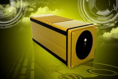 Inverter Royalty Free Stock Images
