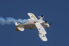 Inverterad Goodyear Eagles Pitts sakkunnig Royaltyfria Foton