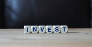 Free Invest Stock Photography - 158365182