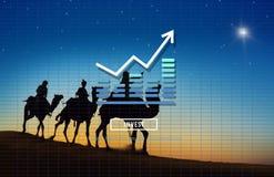 Invest Analytics Data Graphic Concept Stock Photos