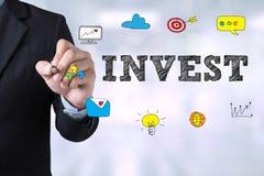 INVEST Stock Photos