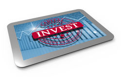 Invest concept Royalty Free Stock Photography