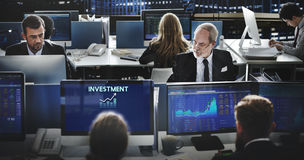 Invest Investment Financial Income Profit Costs Concept Stock Photography