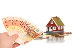 Invest in real estate. Royalty Free Stock Images